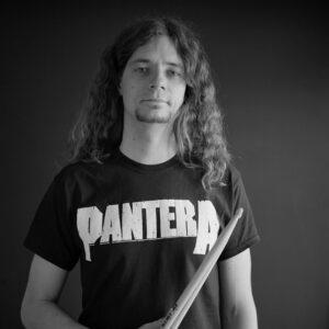 Antonius Grützner, Musiklehrer für Schlagzeug bei rhythm matters