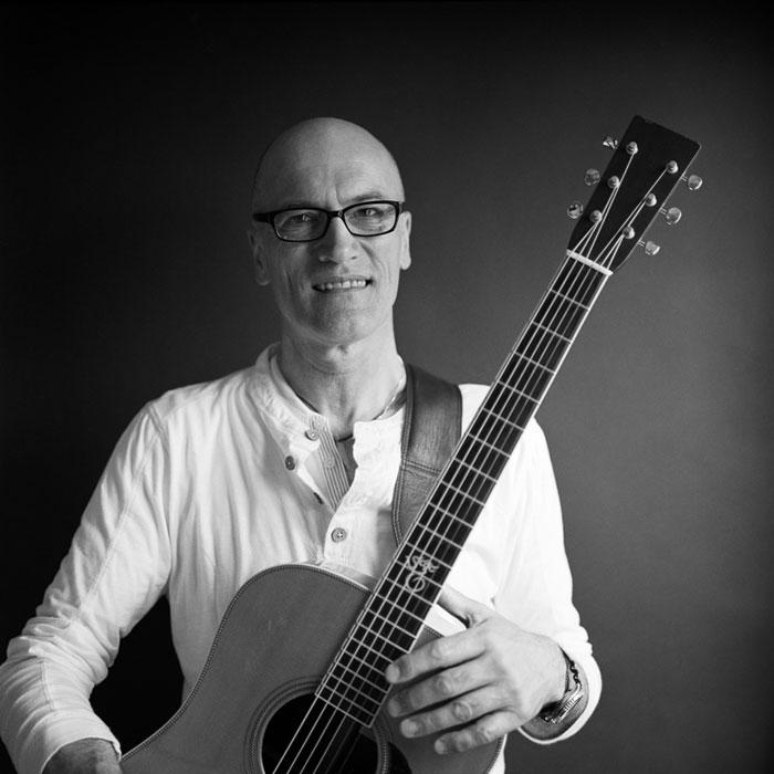 Barry Ost, Musiklehrer für Gitarre bei rhythm matters