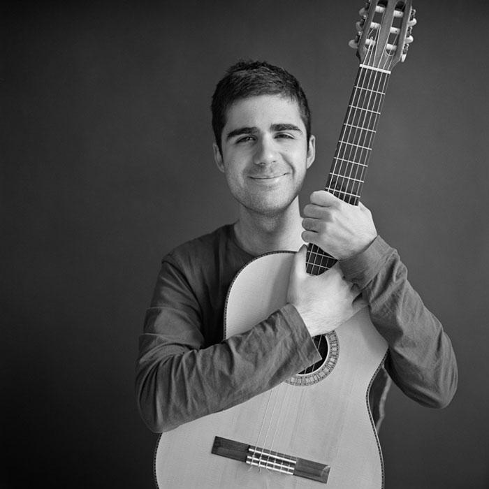 Francisco Chaves, Musiklehrer für Gitarre bei rhythm matters