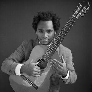 Juniors César Zambrana Sarracent, Musiklehrer für Gitarre bei rhythm matters