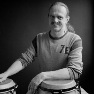 Piid Plötzer, Musiklehrer für Percussion und Elementare Musikpädagogik bei rhythm matters