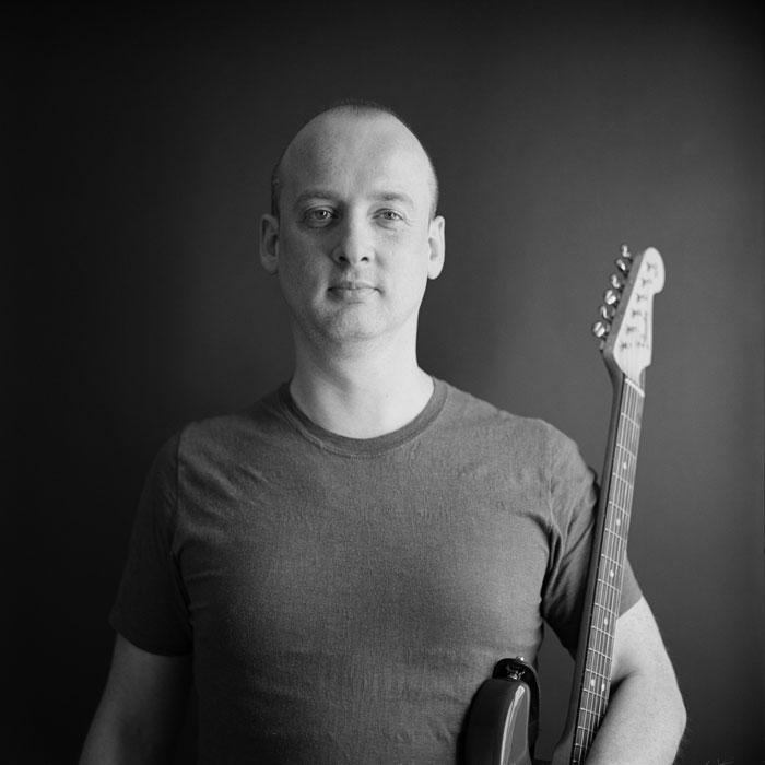 Tobias Löber, Musiklehrer für Gitarre bei rhythm matters