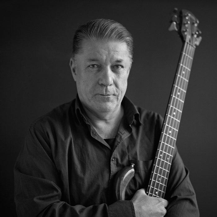 Wolfgang Diekmann, Musiklehrer für Bass bei rhythm matters