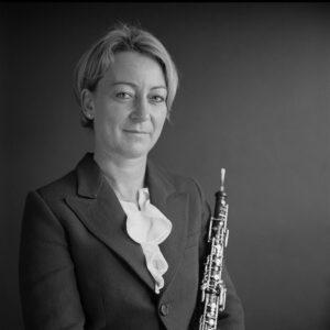 Britta Buttgereit, Musiklehrerin für Oboe und Elementare Musikpädagogik bei rhythm matters