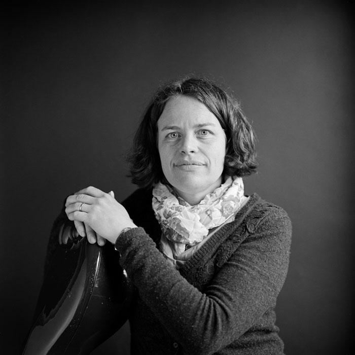 Els Springstein-Woudstra, Musiklehrerin für Cello bei rhythm matters