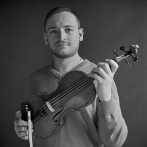 Ivane Verwohlt-Kobulashvili, Musiklehrer für Geige bei rhythm matters