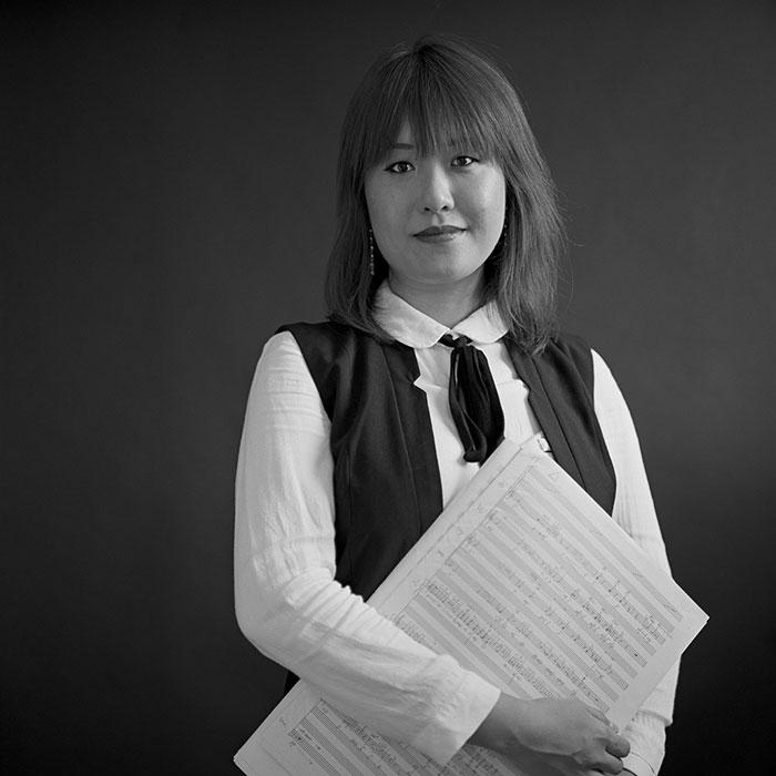 Linna Zhang, Musiklehrer für Elementare Musikpädagogik, Komposition und Musiktheorie bei rhythm matters