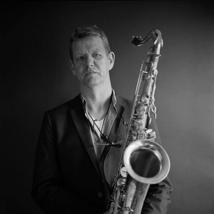 Markus Kamps, Musiklehrer für Saxophon bei rhythm matters