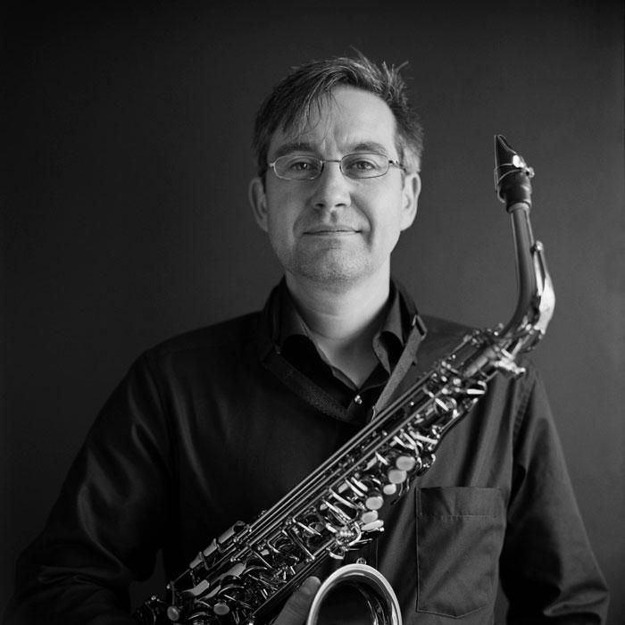 Rudolf Gersching, Musiklehrer für Saxophon bei rhythm matters