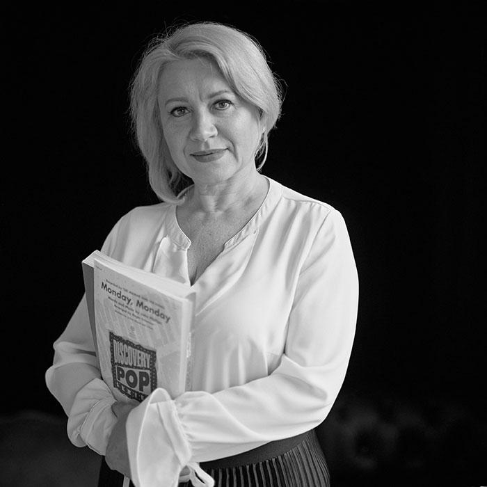 Olga Reuland, Musikdozentin bei rhythm matters, Krefeld